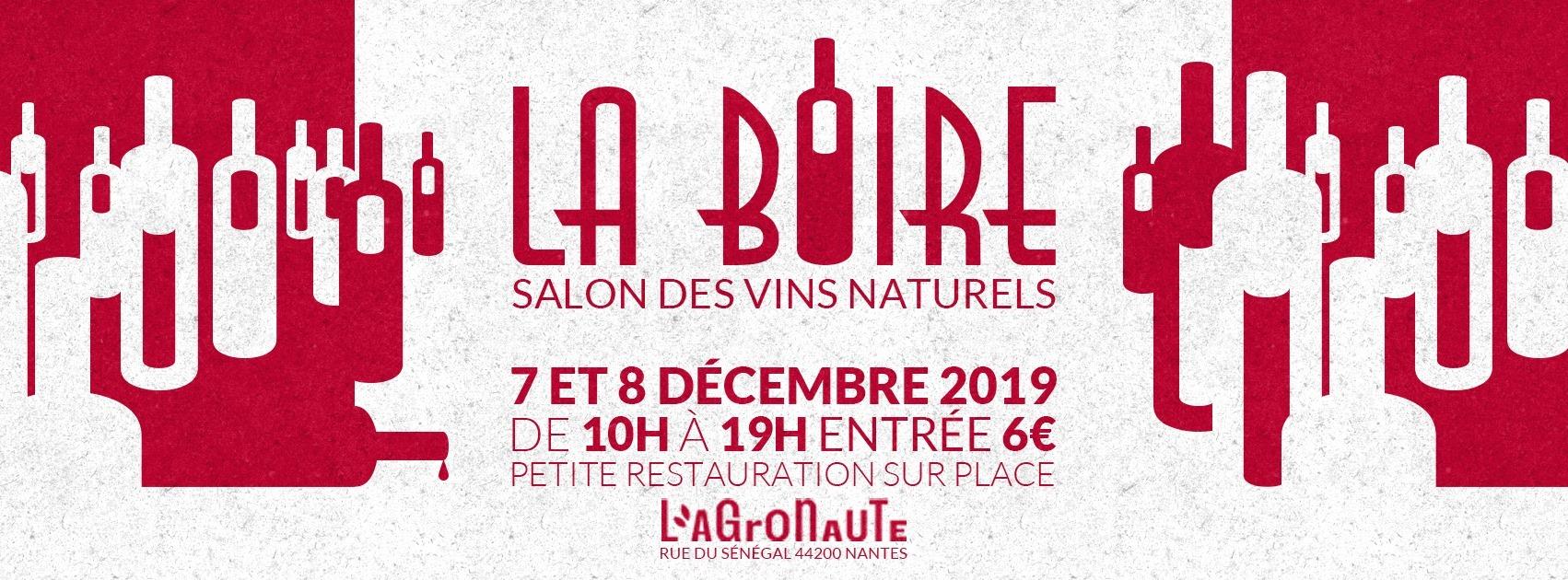 La Boire salon du vin naturel
