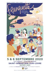 Franquette festival nantes